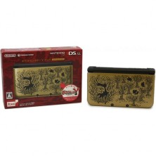 Nintendo 3DS LL Pokemon Y Gold Edition..