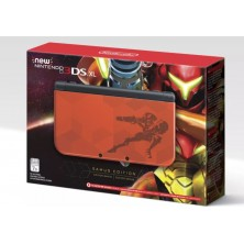 New Nintendo 3DS XL Metroid: Samus Limited Ed..
