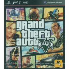 Grand Theft Auto V for PS3..