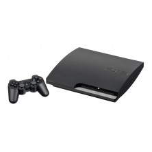 PS3 Slim Pre Owned..