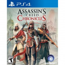Assassin's Creed Chronicles (PSVITA)..