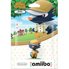 Animal Crossing Amiibo: Kicks..
