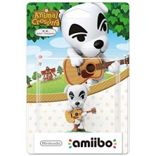 Animal Crossing Amiibo: K.K...