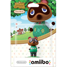 Animal Crossing Amiibo: Tom Nook..