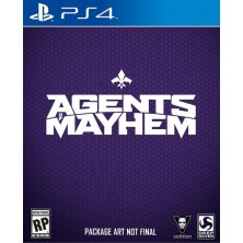 Agents of Mayhem (PS4)..