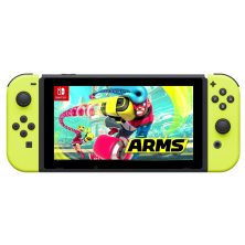 Nintendo Switch Arms Special Edition..