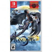 BAYONETTA 2 (SWITCH)..