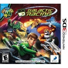Ben 10 Galactic Racing (3DS)..