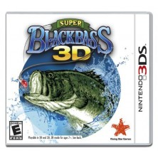 Super Black Bass 3D (3DS)..