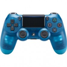 DUALSHOCK 4 Wireless Controller BLUE CRYSTAL ..