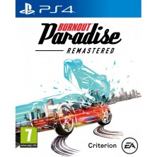 BURNOUT PARADISE REMASTERED (PS4)..