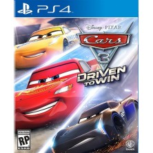 Cars 3: Driven to Win (PS4)..