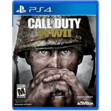 CALL OF DUTY: WWII (PS4)..