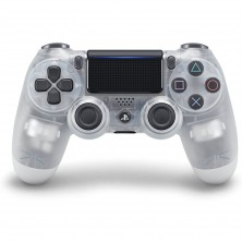 DUALSHOCK 4 Wireless Controller CRYSTAL (PS4)..
