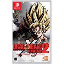 DRAGONBALL XENOVERSE 2 (Switch)..