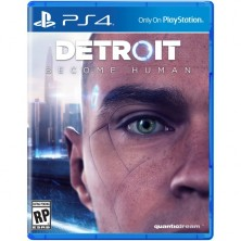 DETROIT: BECOME HUMAN (PS4)..