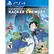 DIGIMON STORY CYBER SLEUTH: HACKER'S MEMORY (PS4)..