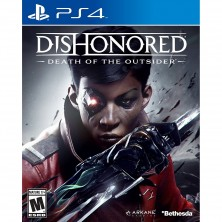 DISHONORED: DEATH OF THE OUTSIDER (PS4)..