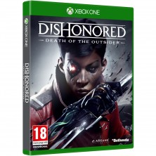 DISHONORED: DEATH OF THE OUTSIDER (XBOX ONE)..