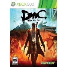 Devil May Cry DmC (XBOX 360)..