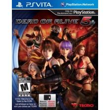 Dead or Alive 5 Plus (PSVITA)..