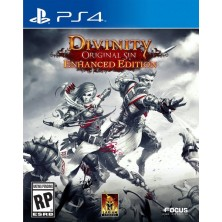 Divinity Original Sin Enhanced Edition (PS4)..