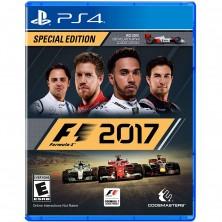 F1 2017 (PS4)..