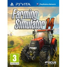 Farming Simulator 14 (PSVITA)..