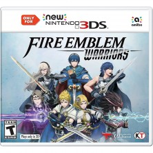 FIRE EMBLEM WARRIORS (3DS)..