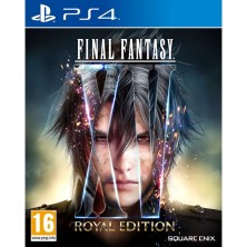 FINAL FANTASY XV: ROYAL EDITION (PS4)..