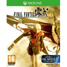 Final fantasy Type-0 HD (XBOX ONE)..