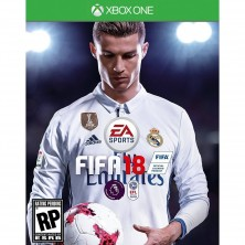 FIFA 18 (XBOX ONE)..