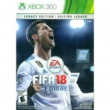 FIFA 18 (XBOX 360)..