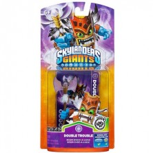 Skylander Figure: Double Trouble..