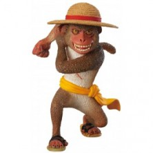 One Piece - Monkey -D- Luffy as monkey (Amazon Lim..