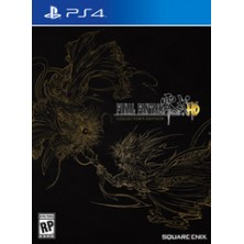 Final Fantasy Type-0 HD..