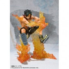 One Piece - Port Gas · D · Ace - Battle Ver Juji..