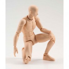 Body-kun - Pale orange Color Ver. [SH Figuart..