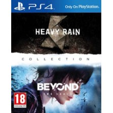 Heavy Rain and Beyond Two Souls Collection..