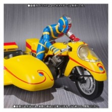 Kikaider - Side Machine - Limited Edition [SH Figu..