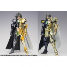 Saint Seiya Myth Cloth EX / Legend - Gemini Saga (..