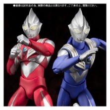 Ultraman Tiga - Sky Type & Power Type (Limited Edi..