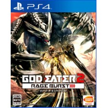 God Eater 2 Rage Burst..