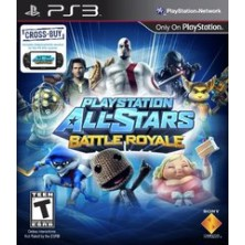 PlayStation All-Stars Battle Royale (PS3)..