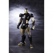 Iron Man - Iron Man Mark 6 Black Ver. - Limited Ed..