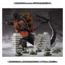 Toho Special Superweapons Set 2  - Limited Edition..