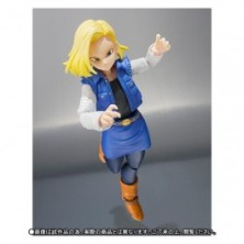 Dragon Ball Z - Android 18 - Limited Edition [S.H...
