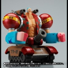 One Piece - Franky Tank Option Set [Chougoukin Tam..