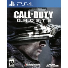 Call of Duty Ghosts..