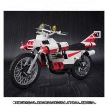 Kamen Rider X - Cruiser - Limited Editionï¼»SH Fig..